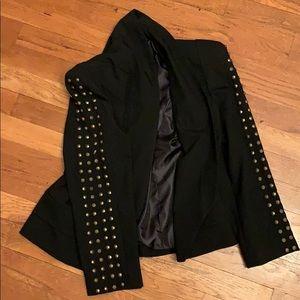 Blaque Label Studded Sleeve Jacket